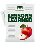 Lessons Learned Insight Paper