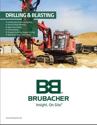 Drilling & Blasting Services 2018