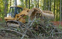 Excavation, Land Clearing and Demolition Services at Brubacher