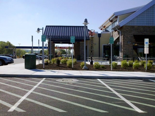 Bowmansville Service Plaza